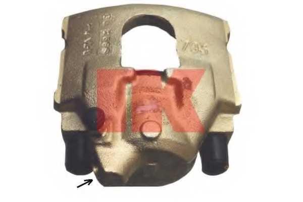 Тормозной суппорт NK 2125101 - изображение