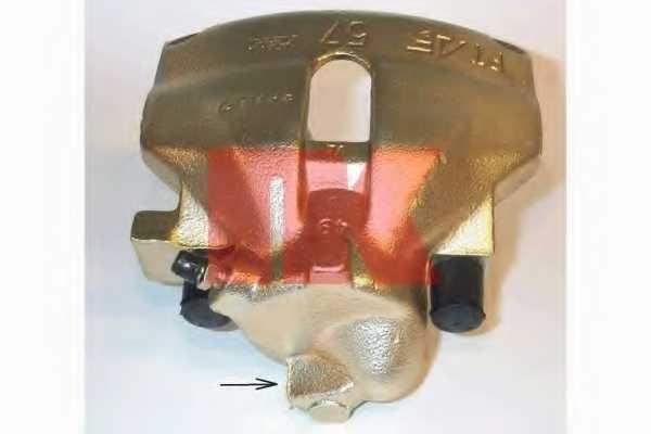 Тормозной суппорт NK 212511 - изображение