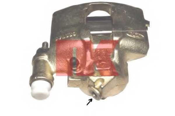 Тормозной суппорт NK 2125111 - изображение