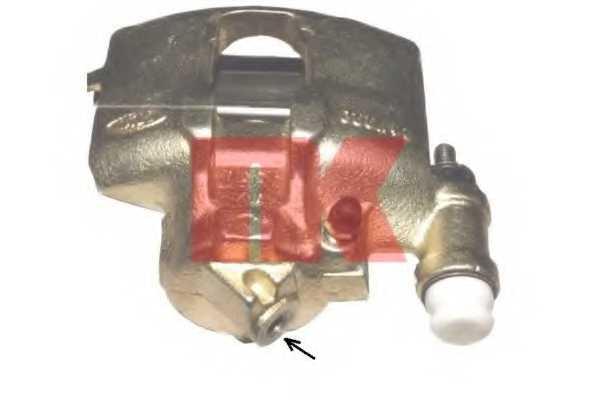 Тормозной суппорт NK 2125112 - изображение