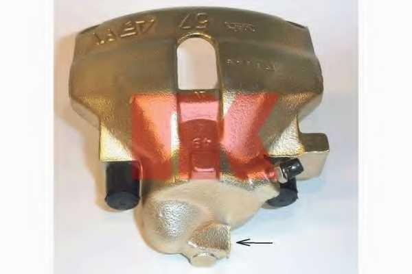 Тормозной суппорт NK 212512 - изображение