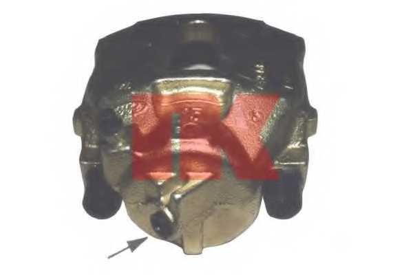 Тормозной суппорт NK 2125123 - изображение