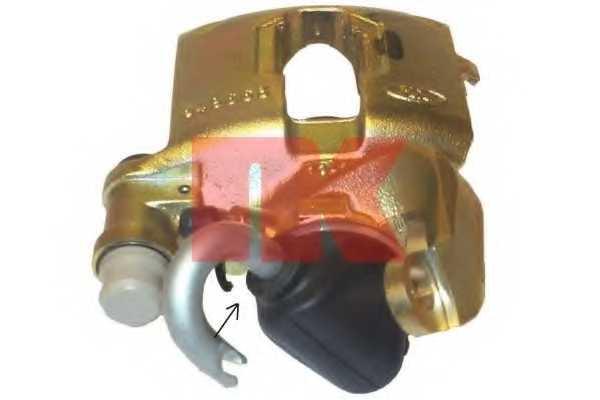 Тормозной суппорт NK 2125131 - изображение