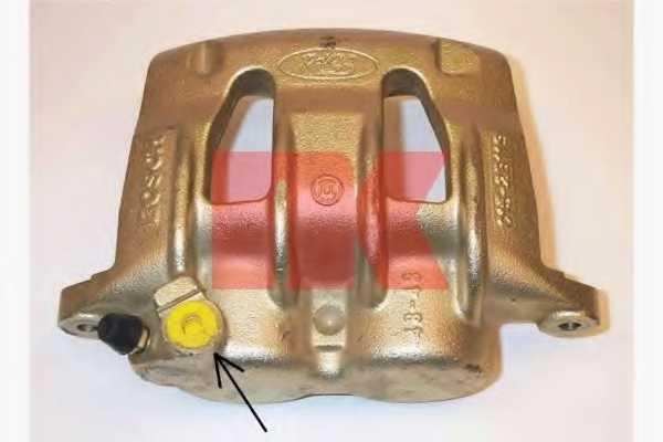 Тормозной суппорт NK 2125143 - изображение