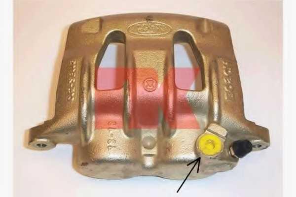 Тормозной суппорт NK 2125144 - изображение