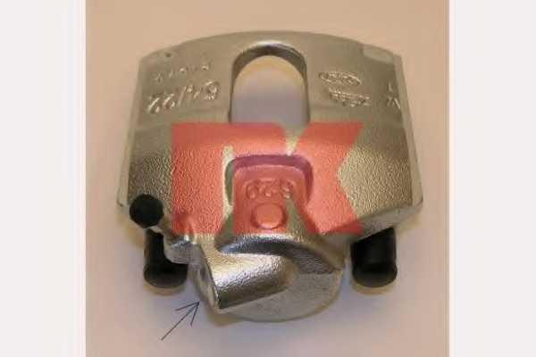 Тормозной суппорт NK 2125147 - изображение
