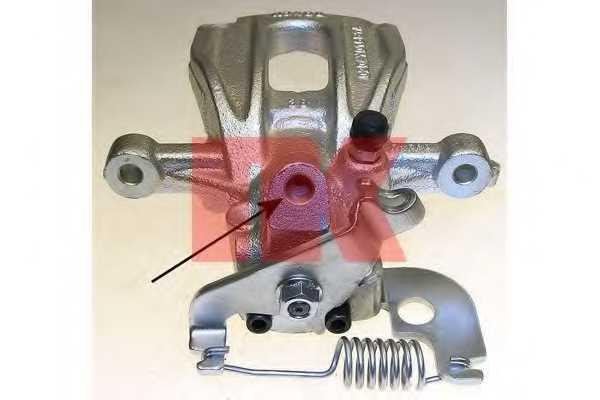 Тормозной суппорт NK 2125161 - изображение