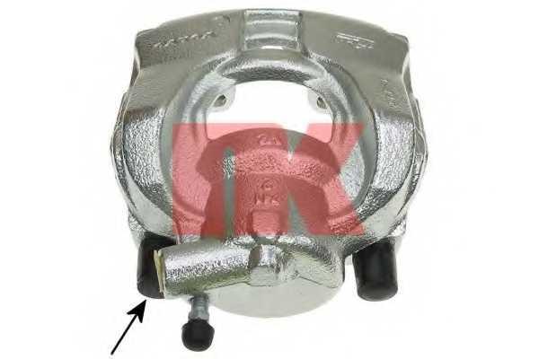 Тормозной суппорт NK 2125179 - изображение