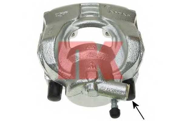 Тормозной суппорт NK 2125180 - изображение