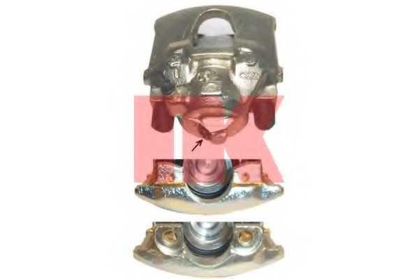 Тормозной суппорт NK 212542 - изображение