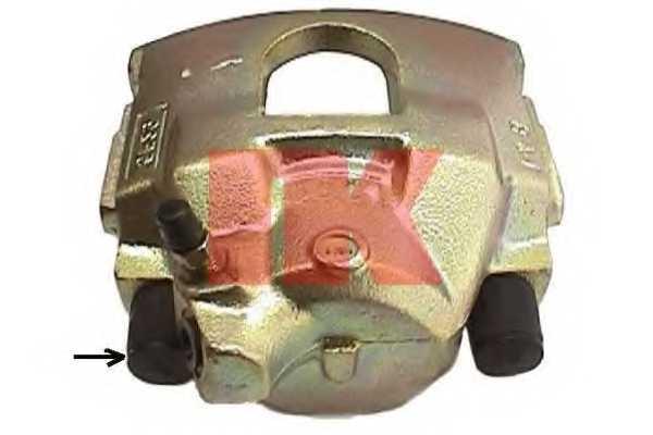 Тормозной суппорт NK 212549 - изображение