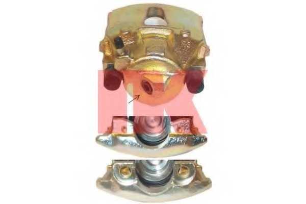 Тормозной суппорт NK 212560 - изображение