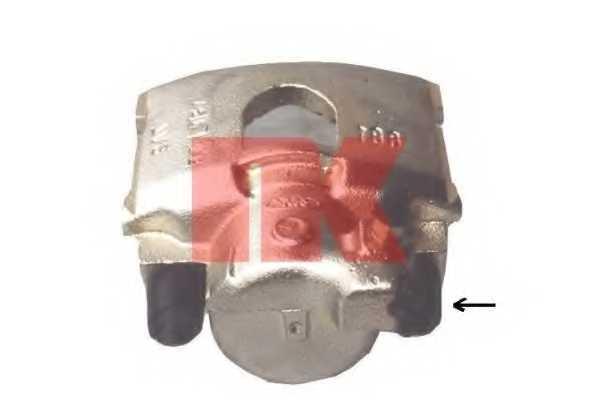Тормозной суппорт NK 212576 - изображение