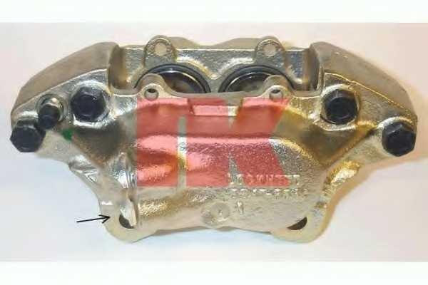 Тормозной суппорт NK 212593 - изображение
