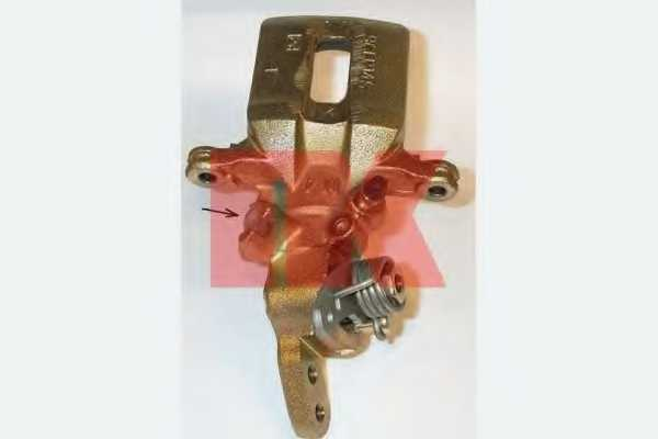 Тормозной суппорт NK 2126107 - изображение
