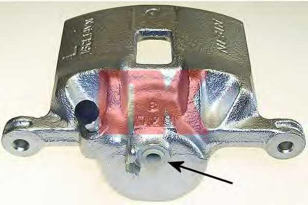 Тормозной суппорт NK 2126117 - изображение