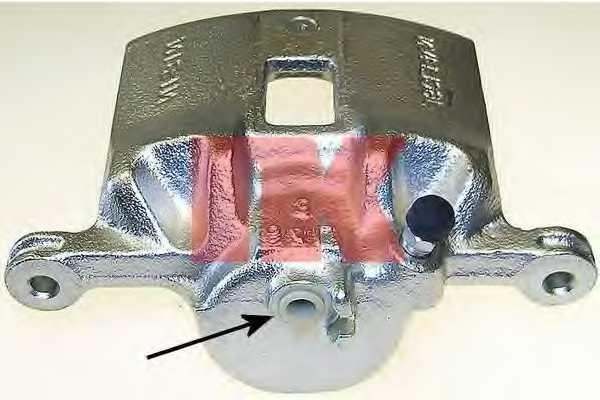 Тормозной суппорт NK 2126118 - изображение