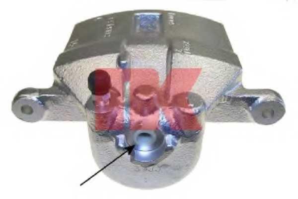 Тормозной суппорт NK 2126141 - изображение