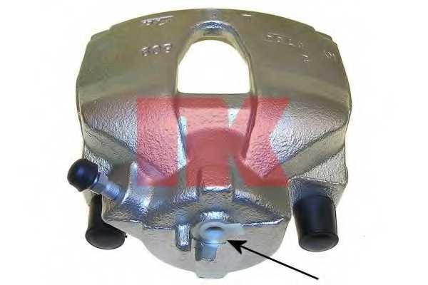Тормозной суппорт NK 2126145 - изображение