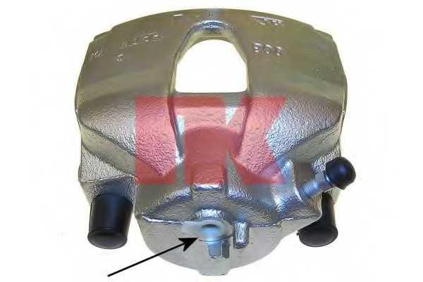 Тормозной суппорт NK 2126146 - изображение