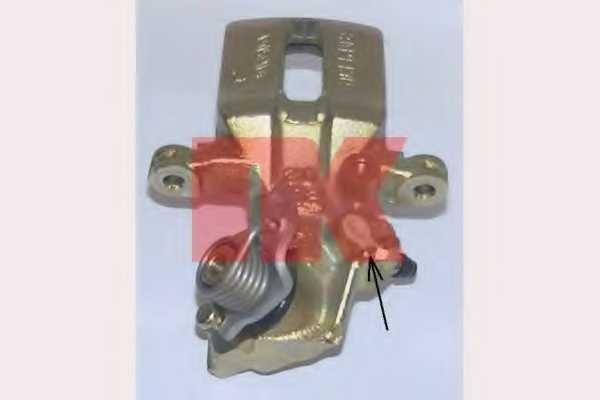 Тормозной суппорт NK 212632 - изображение