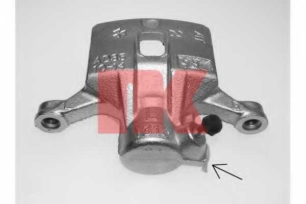 Тормозной суппорт NK 2130175 - изображение