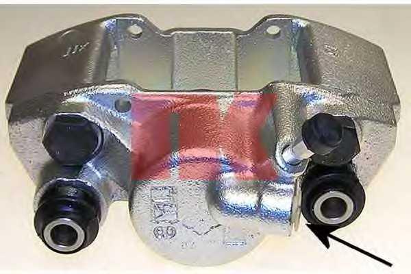Тормозной суппорт NK 2130177 - изображение
