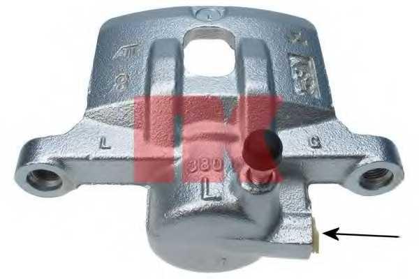 Тормозной суппорт NK 2130181 - изображение