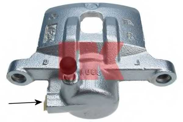 Тормозной суппорт NK 2130182 - изображение