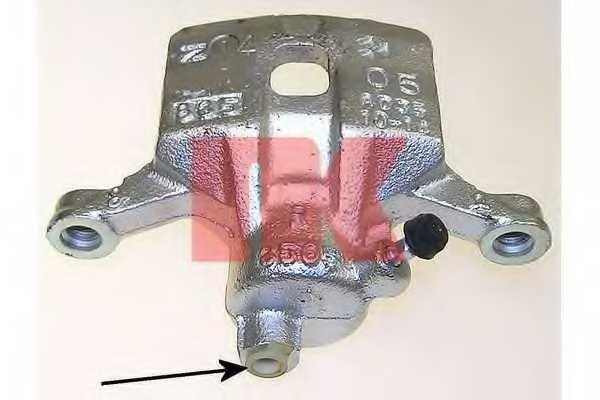 Тормозной суппорт NK 213028 - изображение
