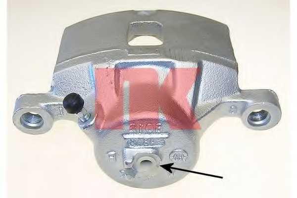 Тормозной суппорт NK 213037 - изображение