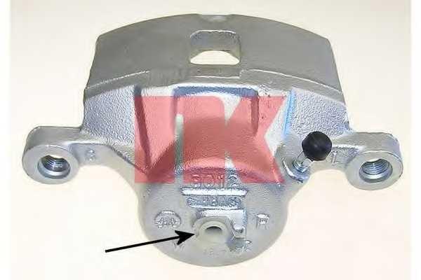 Тормозной суппорт NK 213038 - изображение