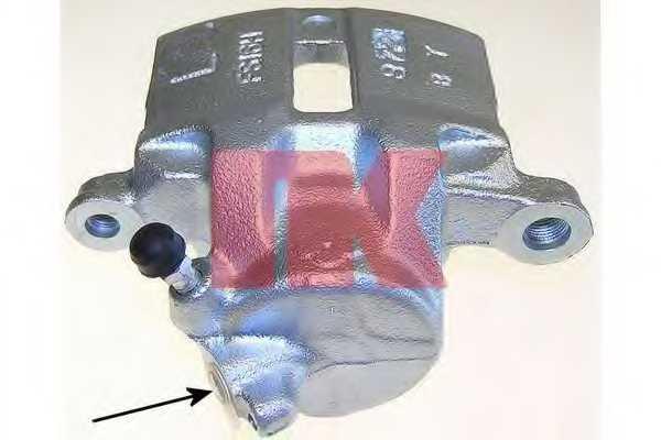 Тормозной суппорт NK 213041 - изображение