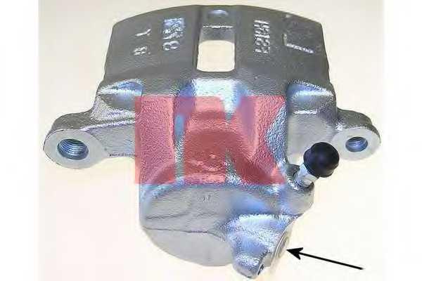 Тормозной суппорт NK 213042 - изображение