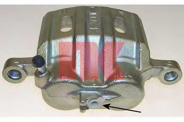 Тормозной суппорт NK 213049 - изображение