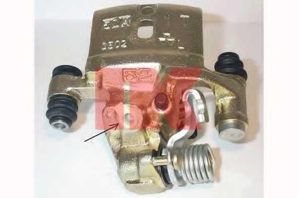 Тормозной суппорт NK 213053 - изображение