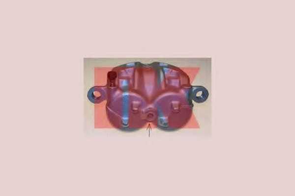 Тормозной суппорт NK 213058 - изображение