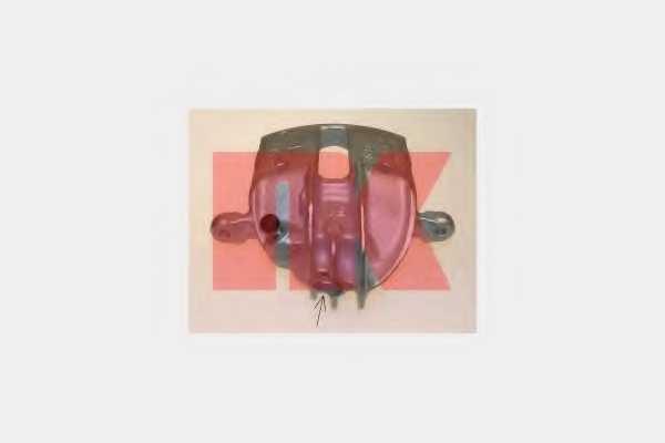 Тормозной суппорт NK 213063 - изображение