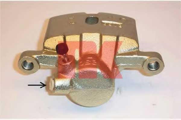 Тормозной суппорт NK 213074 - изображение