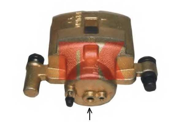 Тормозной суппорт NK 2132103 - изображение
