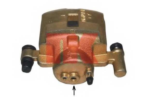 Тормозной суппорт NK 2132104 - изображение