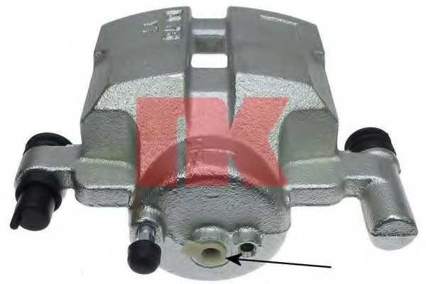 Тормозной суппорт NK 2132123 - изображение