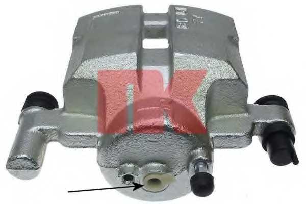 Тормозной суппорт NK 2132124 - изображение