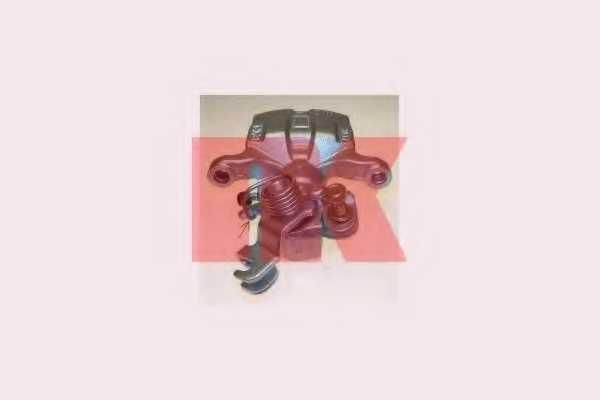 Тормозной суппорт NK 2132129 - изображение