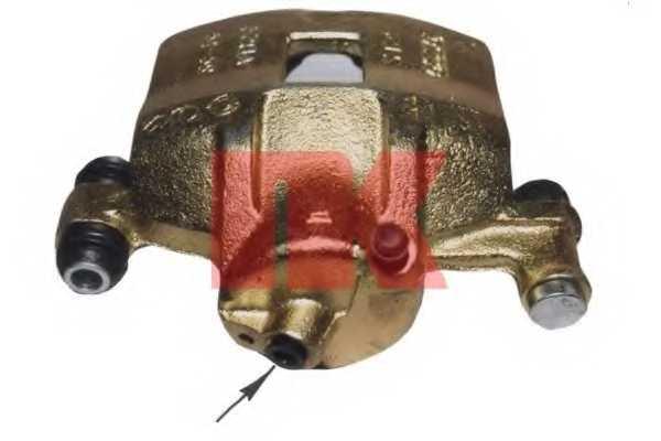 Тормозной суппорт NK 213256 - изображение