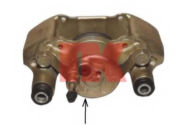 Тормозной суппорт NK 213291 - изображение