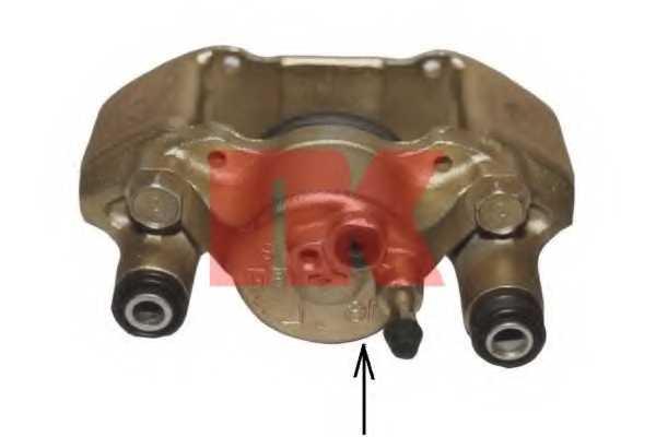 Тормозной суппорт NK 213292 - изображение