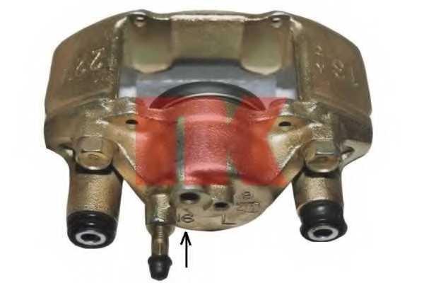 Тормозной суппорт NK 213295 - изображение