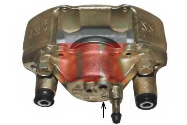 Тормозной суппорт NK 213296 - изображение