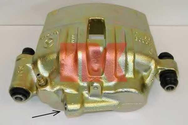 Тормозной суппорт NK 213310 - изображение